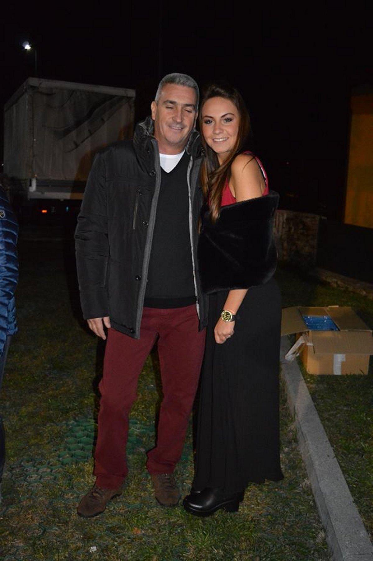 sfilata  autunno inverno 2015 a Cunardo by Moderno Sport